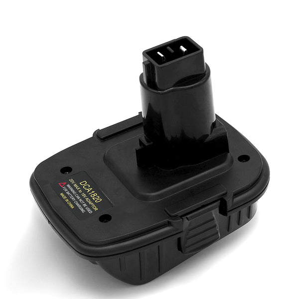 Vanon 18v to 20v Adaptor For Dewalt | DCA1820 Flexvolt Battery Adaptor