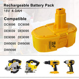 dewalt-18v-battery-4ah-4-pack-yellow-details