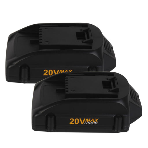 For Worx 20V Battery Replacement | WA3520 WA3525 | 2.0Ah Li-ion Battery 2 Pack
