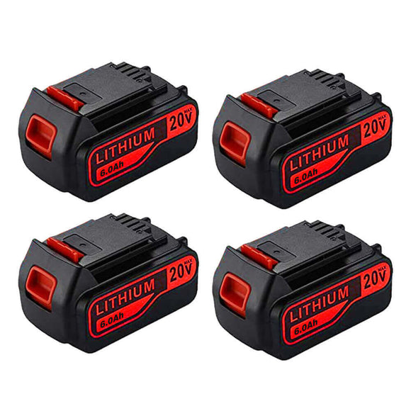 black-and-decker-20v-6ah-battery-4-pack