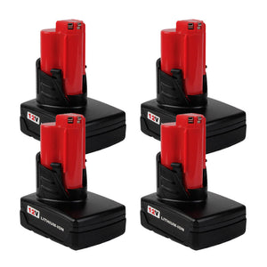 milwaukee-12v-batteries-4-pack
