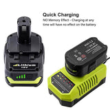 ryobi-18v-battery-p102-with-charger