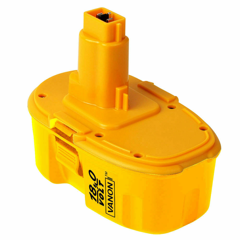 New Upgraded 4.0Ah For Dewalt 18V XRP Battery Replacement DC9096