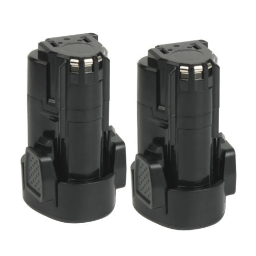 For 12V PCL12BLX Porter Cable 2.0Ah Li-ion Battery Replacement 2 Pack