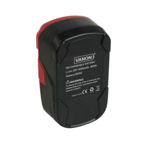 For Craftsman 19.2V XCP Battery Replacement | C3 4.0Ah Li-Ion Battery 2 Pack