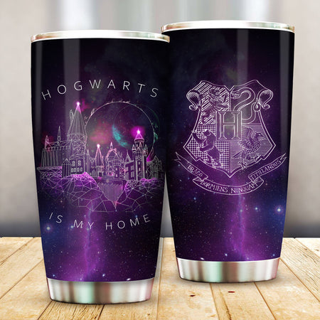 Harry P Howard Is My Home Potter Tumbler 20 oz 30 oz purple