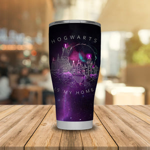 HP HW Is My Home Tumbler