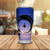 HTTYD Train Dragon Flying Circle Tumbler