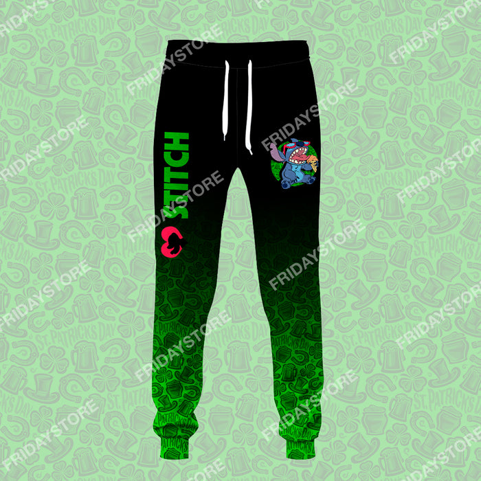 LAS My Emotions Patrick's Day Pants - Jogger