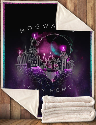 HP HW is My Home Blanket