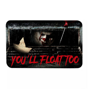 Horror Movies You'll Float Too Doormat
