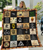 HP Harry The Symbolism Quilt