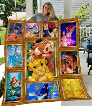 DN Movies Quilt