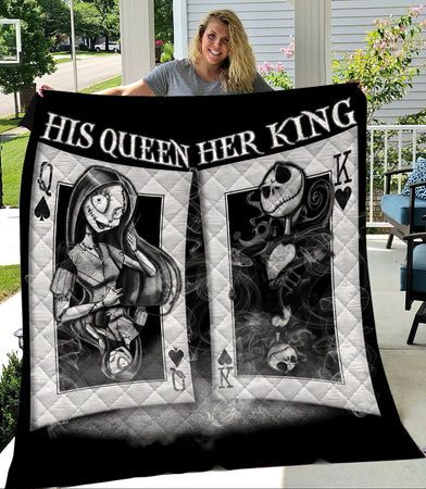 His Queen - Her King Quilt
