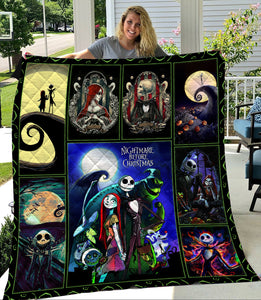 The Nightmare Before Chirtsmas Quilt