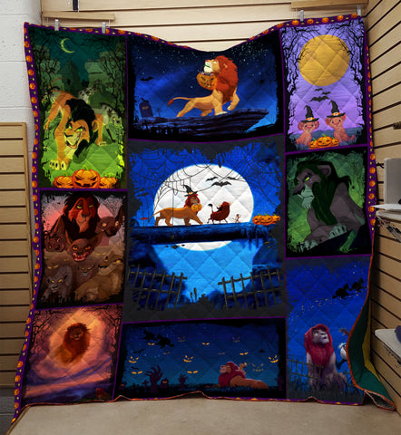 Image of LK Special Halloween Quilt