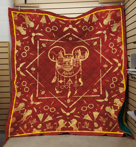 HP Dreamcatcher Quilt