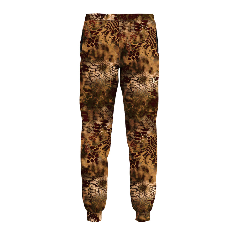 Deer Hunter Hunting Camo Pants - Jogger