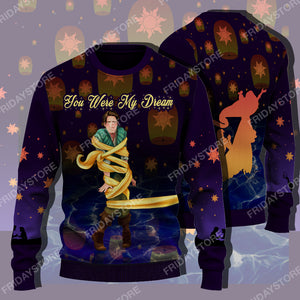 DN You Were My Dream Couple Sweater