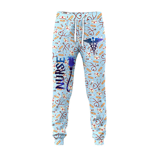 Nurse HP Harry Scrubs patterns  Sweatpant - Jogger