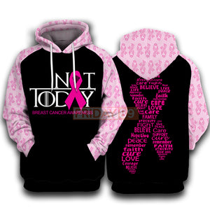 Not Today Breast Cancer Awareness