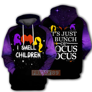 I Smell Children 3D Print Hoodie