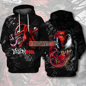 Amazing VNPool DP All Over PRINT HOODIE T-SHIRT