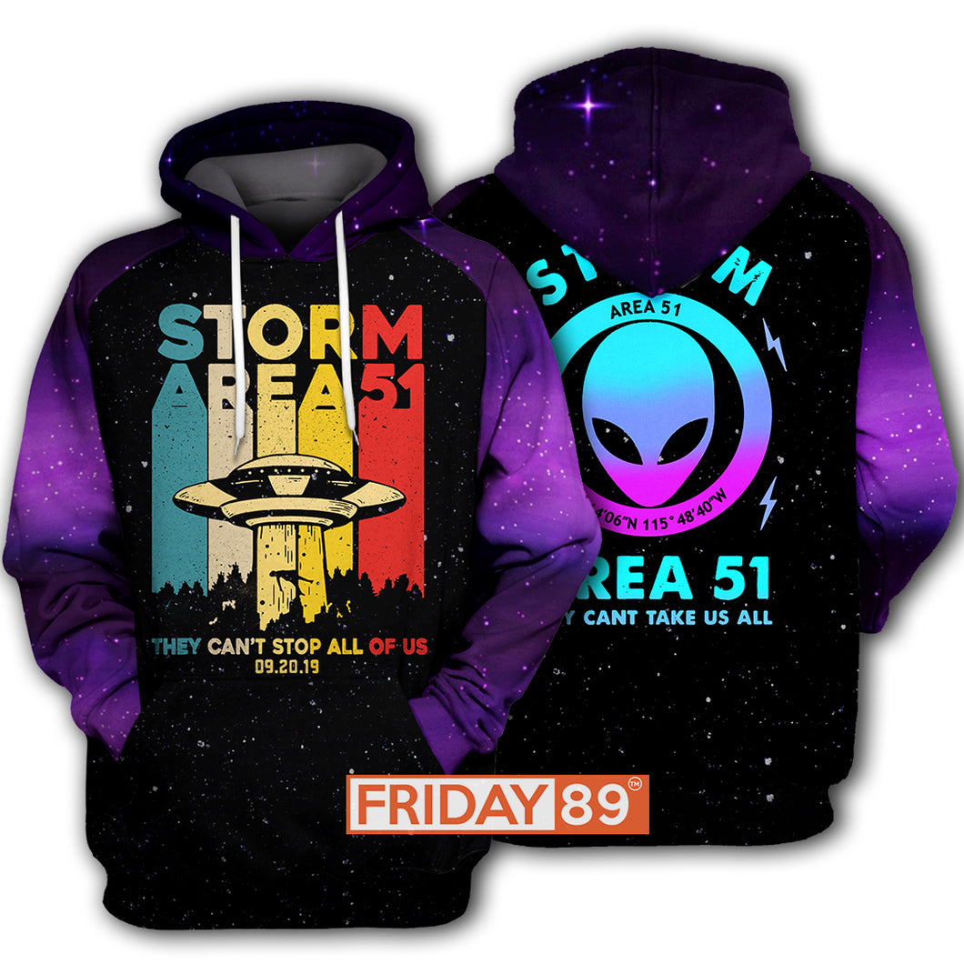 Storm Area 51 They Can't Stop Us