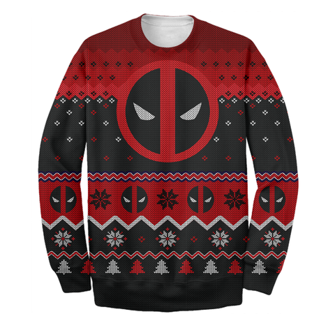 DP Ugly Sweater Printing