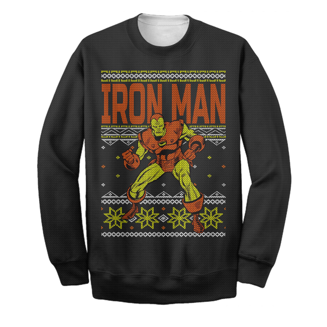 IM Ugly Christmas Long Sleeve Printing
