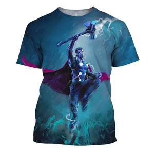 The MT With StormBreaker Shirt