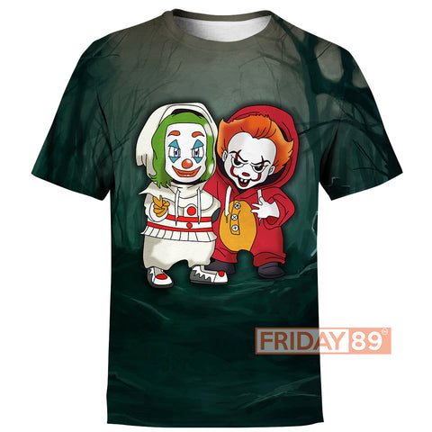 Image of Joker & Pennywise
