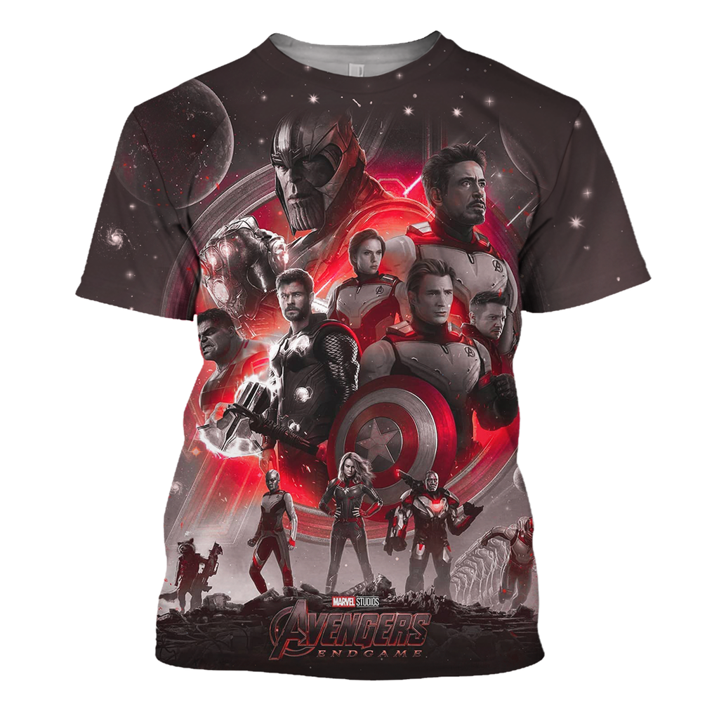 Avengers End Game Limited Edition