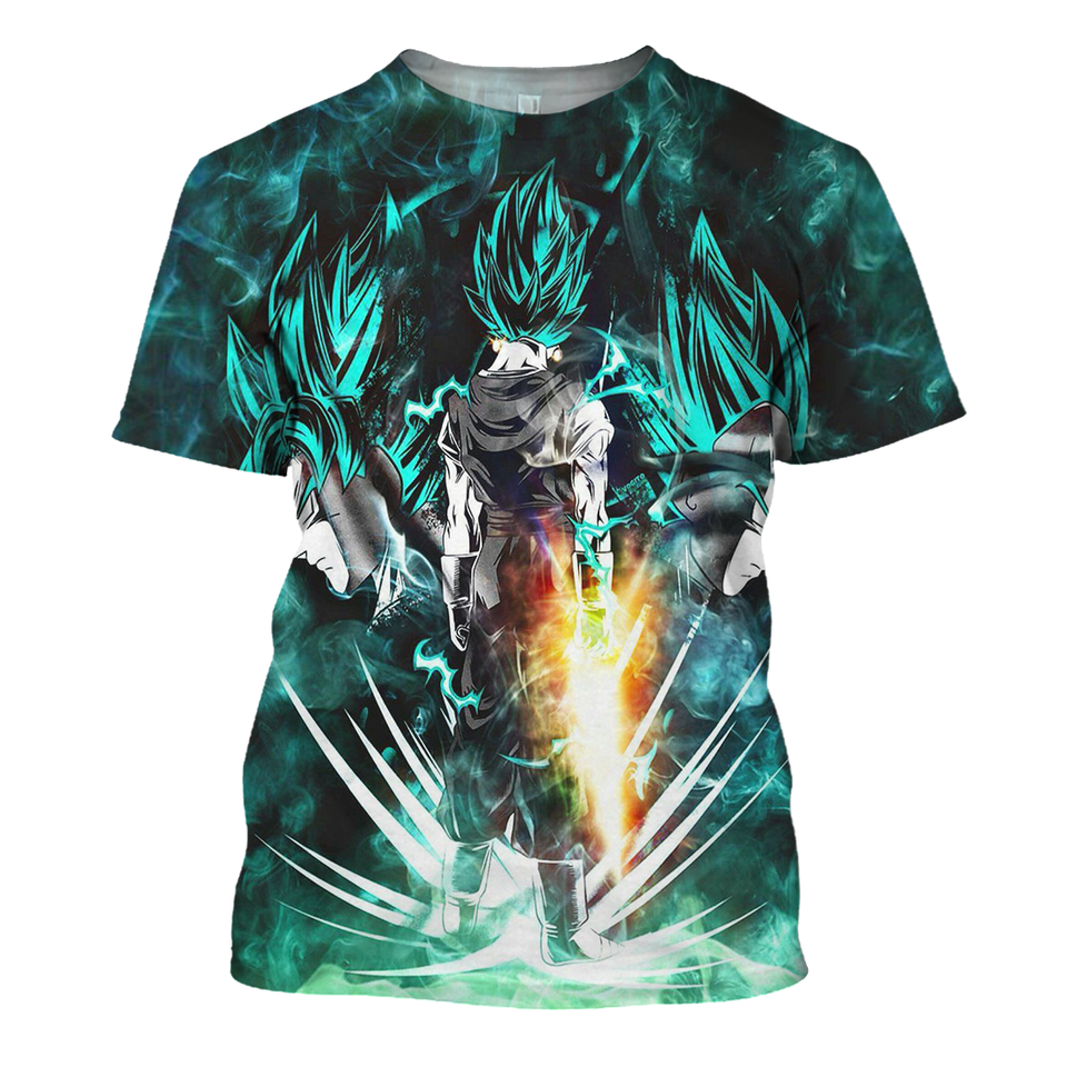 Dragon Ball Shirt - GK VGT Fusion Shirt