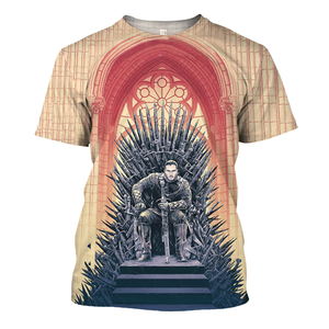 Got - Game Of Thrones 3D Print Shirt