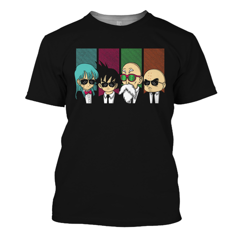 Image of Dragon Ball Mafia Shirt