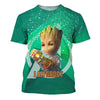 I Am Groot 3D Print Shirt