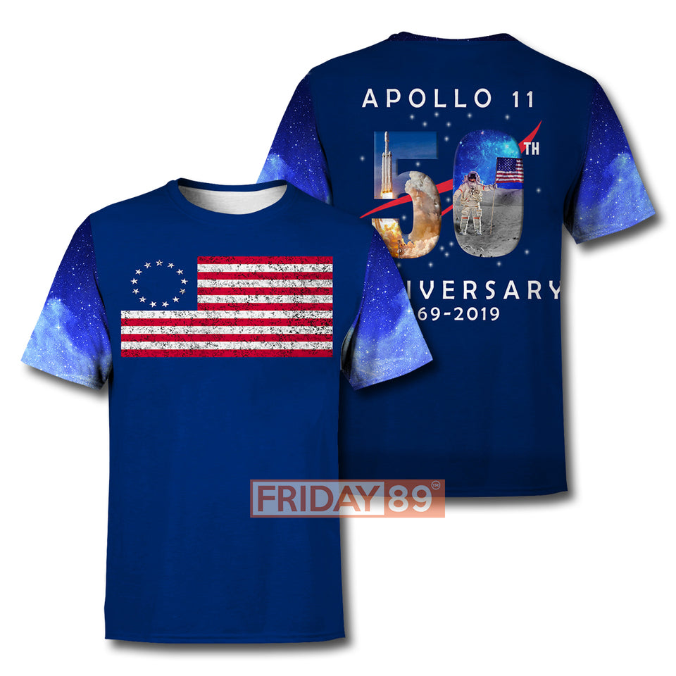 50th Anniversary Apollo 11 Moon Landing