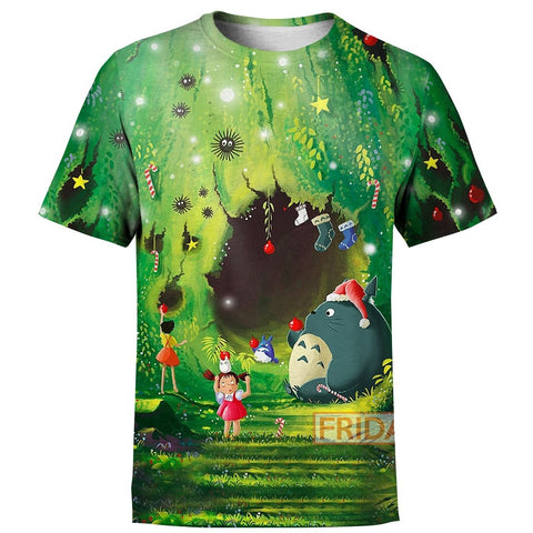 Image of Totoro Merry Christmas