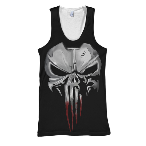 Image of The Punisher 3D Print Shirt