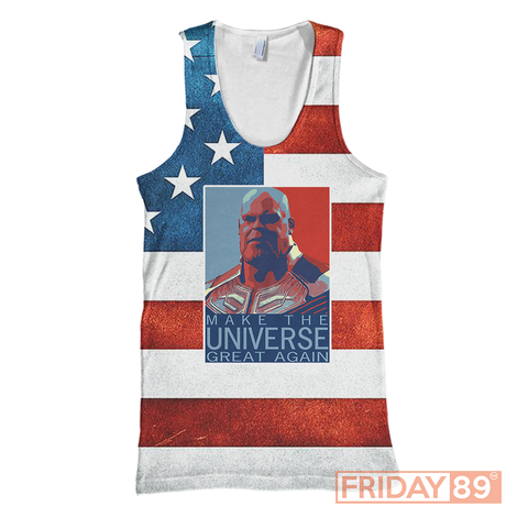 Image of TN Shirt - Make The Universe Great Again