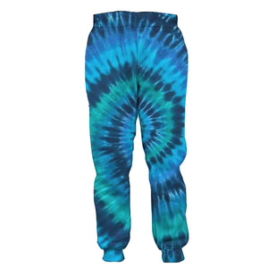 Stitch Tie Dye But First Coffee Sweatpant - Jogger