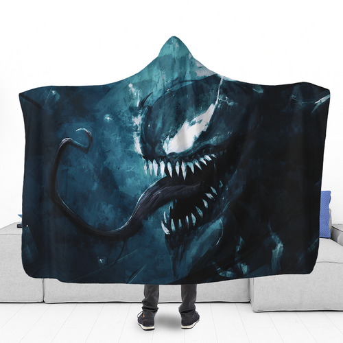 VN Hooded Blanket