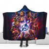IW Art Hooded Blanket