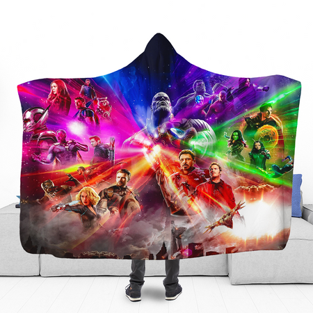IW Hooded Blanket