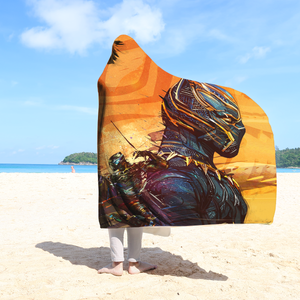 BP Hooded Blanket