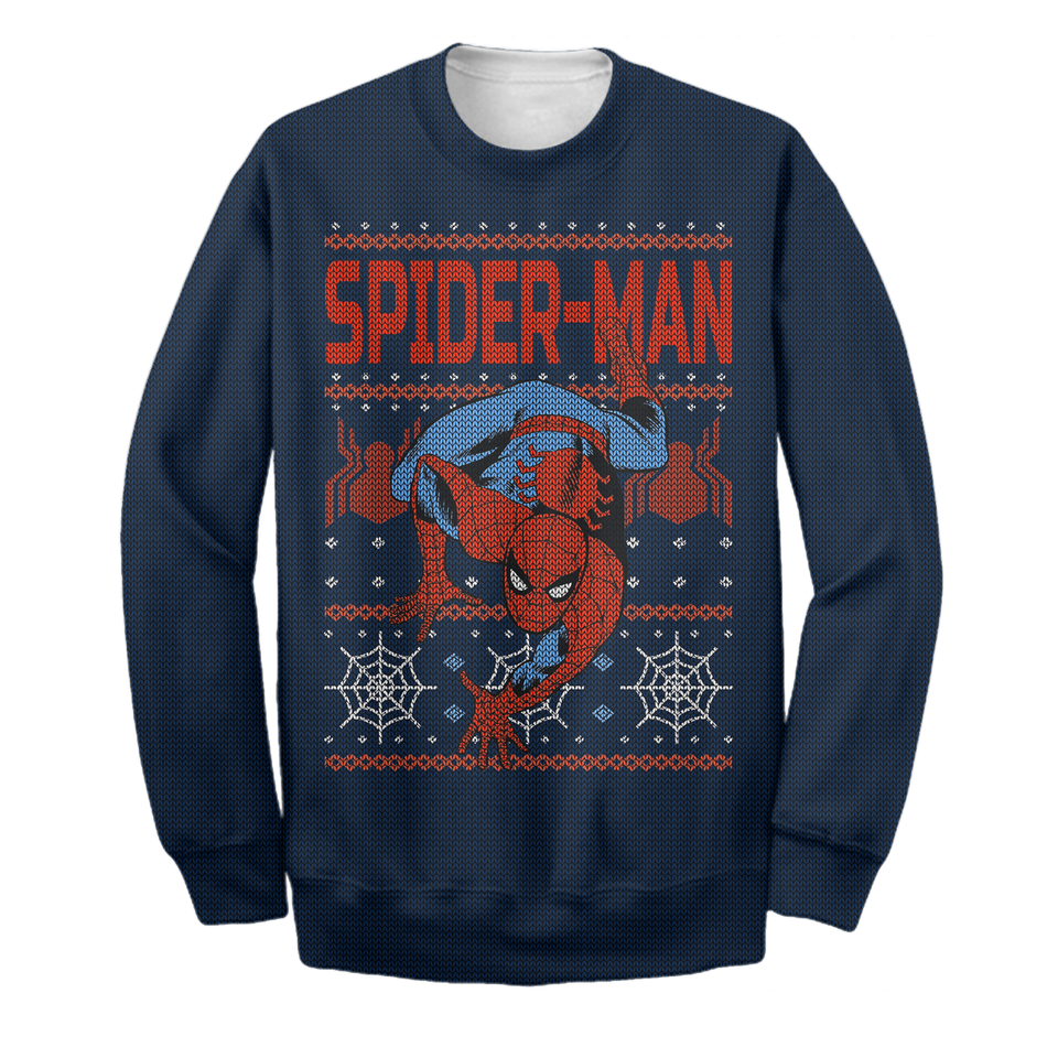 SM Ugly Christmas Long Sleeve Printing