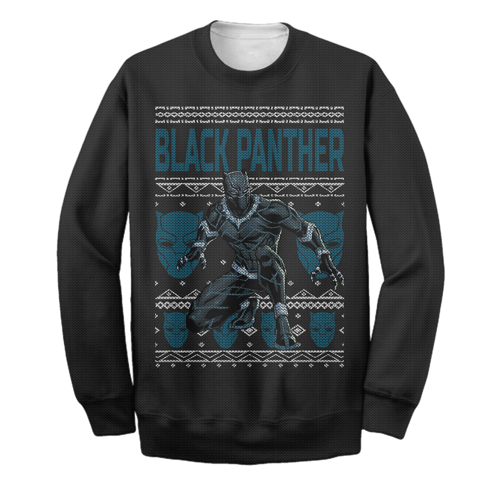 BP Ugly Christmas Sweater Printing