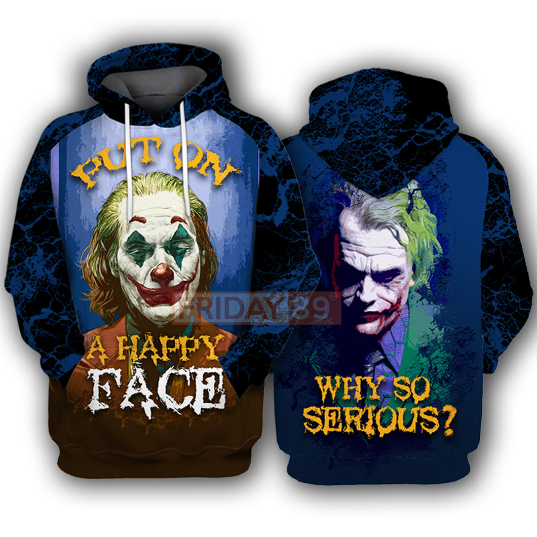 A Happy Face - Why So Serious