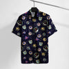 NS Logos of Apollo missions Landing On The Moon Hawaii Tshirt  Aloha Shirt